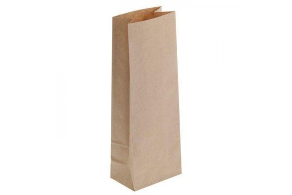 пакет бумажный крафт 80*50*230